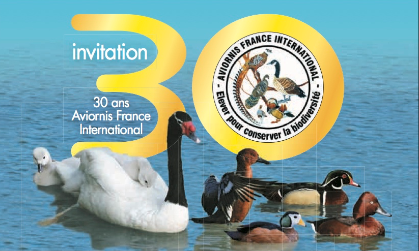 30° anniversaire d'Aviornis France International